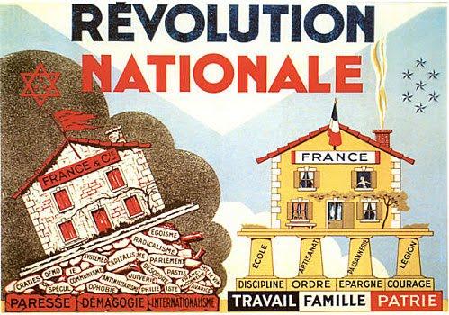 Propaganda de la Francia del Vichy