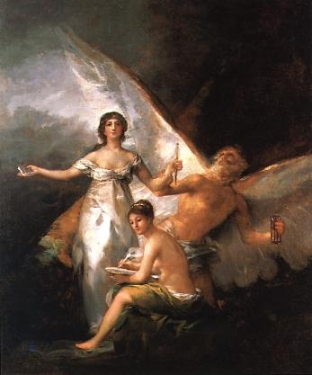 Francisco Goya, la Verdad, la Historia y el tiempo
