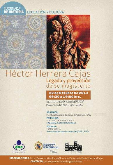 Afiche jornada HHC